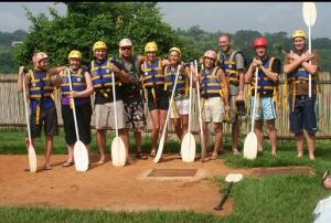Jinja rafting