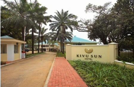 Kivu sun Hotel