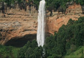 Sipi Falls.....