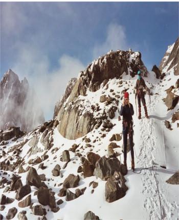 Climbing Mt. Rwenzori